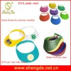 Many kinds of foam peak visor