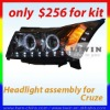 factory direct sale led headlight for cruze