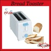 Stainless Steel 2 Slice Toaster with 110-240V 50/60Hz 750W