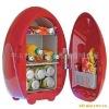 6L AC DC adaptor egg shape with light car fridge