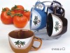 4PCS SOUP MUG SET WITH STAND