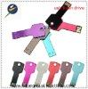 Metal key usb memory stick flash drive 4gb