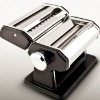 Home Use Italian Pasta Machine Stainless Steel 2 Blades