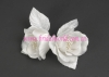 wedding dress flower,garment flowers
