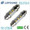 Festoon LED Automotive Bulbs T10