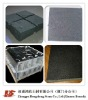 high quality Chinese black granite pavingstone