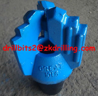 101.6mm GREAT Step drag bits with 35CrMo material