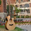 enya solid guitar E440 series