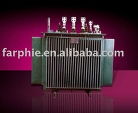 S11-M Full-sealed three phase oil immersed transformer