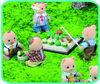 Toy Garden Set AZH144563