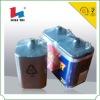 Battery label waterproof security seal