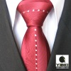 Red new design tie