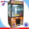 Free Spin toy claw crane machine
