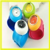 Very beautiful and hot sale Childrens silicone watches