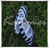 2012 Wholesale Hot on sale kids Lepard Zebra Cribb baby Shoes