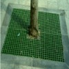 small pieces of frp grating for trees protection