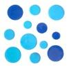 Plastic Dot shape Window Sticker