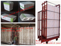 the mould for solid, hollow and sandwich panel