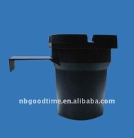 Ashtray Bucket with cup holder