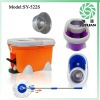 2012 newest Hot sell four devices spin mop 360