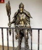 Hot sale!The ancient cavalier and knight statue