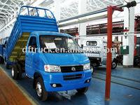 Dongfeng DFA5040ZLJ2 Dump Garbage Truck