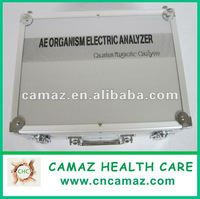 2012 Newest quantum magnetic resonance body analyzer with different Language
