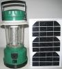 YYD-28G green shell Solar camping lantern