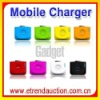 New Arrival 8 color for iPhone Mini 2000 Mobile Power Charger