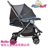 multi-functional closed canopy reversible handle baby jogger city select stroller