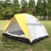 couple double layer waterproof tent for camping