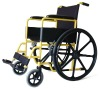 Simple foshan medical wheel chair with most competitive price