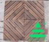 garden wood floor