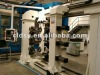 CNC composite filament winding machine for winding cylinder