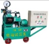 electric hydraulic test pump for pipleline ,hydraulic tester