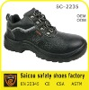 steel toe industrial safety shoes manufacturer (SC-2235)