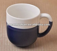 11oz Two Toned Promotional Ceramic Gift Mugs