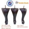 hot-sale cheap wood queen anne furniture feet(EFS-YCY-083)