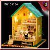 DIY doll house toy villa IZH155156