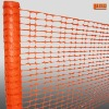 orange plastic safety fence net(best price)