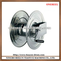 COMPRESSED AIR & WATER HOSE REELS Stainless Steel Hose Reel in China