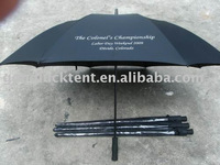 2012 high quality and useable golf umbrella