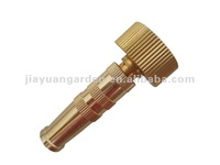 coppering aluminum adjustable hose nozzle