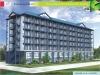 prefabicated apartment,steel structure apartment,steel apartment building