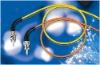 angled ST-ST Fiber Optic Patch Cord