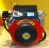 V-Twin diesel engine