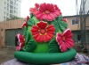 2012 Cheap Wholesale Giant Decorative Artificial Inflatable Flower
