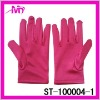 wholesale 2012 fashion wrist lenth wedding bridal gloves