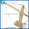 types of QTZ125A crane prices for sales