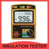 Insulation tester (Rated Voltage:50V/100V/250V/500V/1000V)(SV1242)